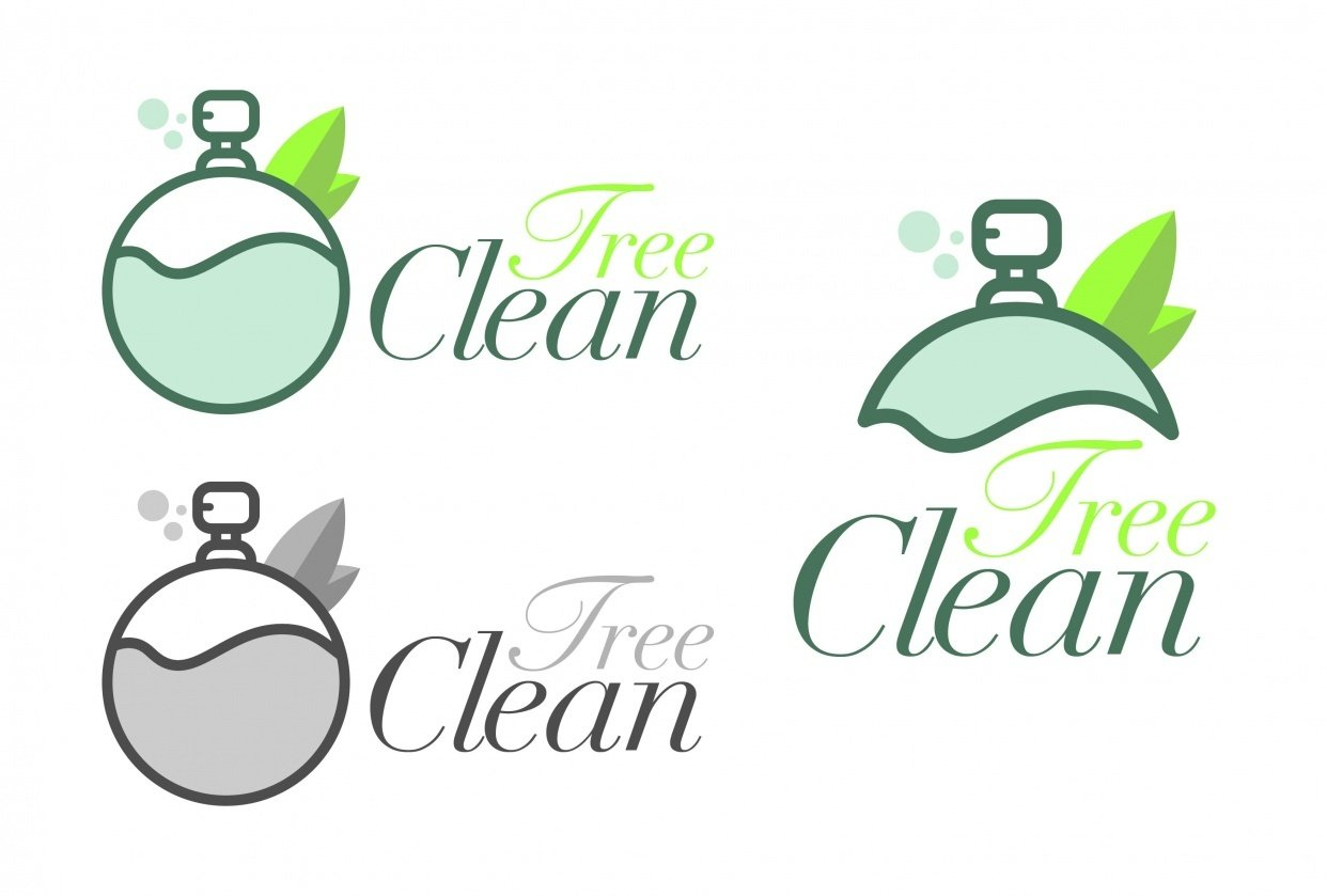 Tree Clean icon - student project