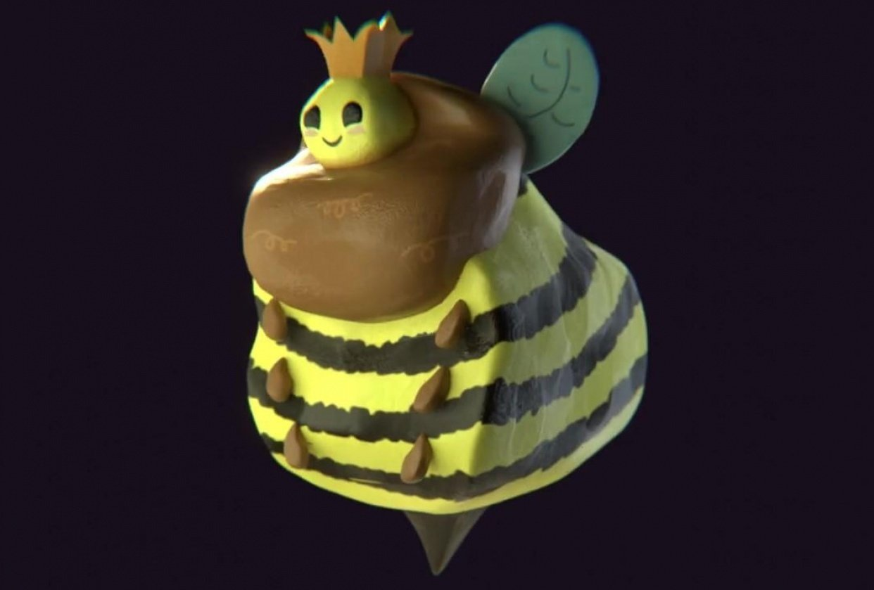 Queen Bee - student project