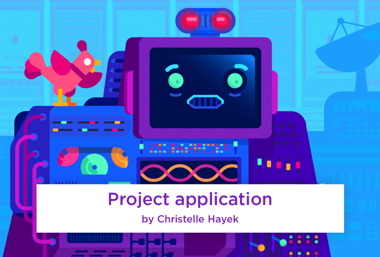 Project application- Motion Graphics with Kurzgesagt – Part 1 - student project