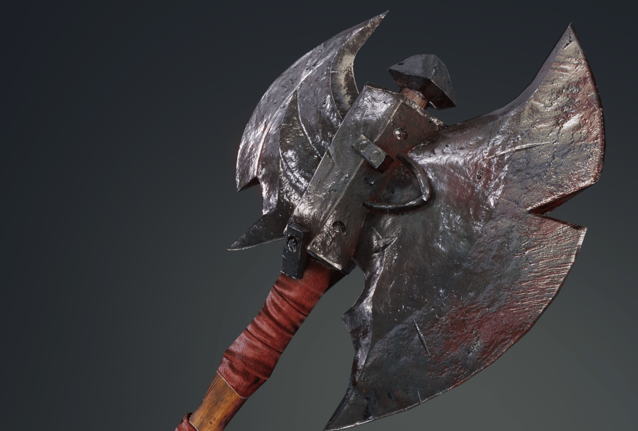 Axe - student project