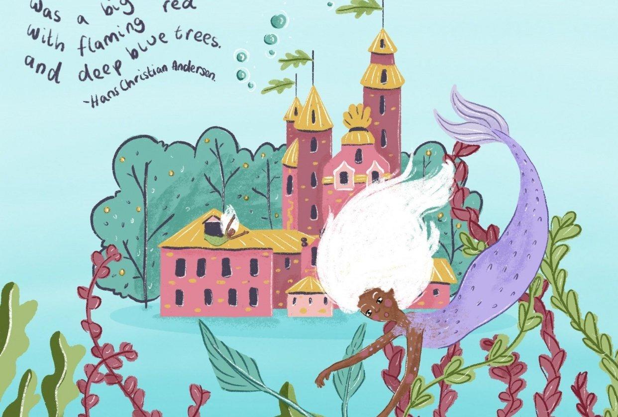 Hans Christian Andersen - student project