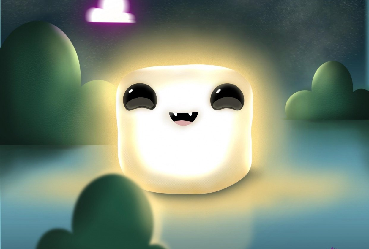 Marshmallow Buddy - student project