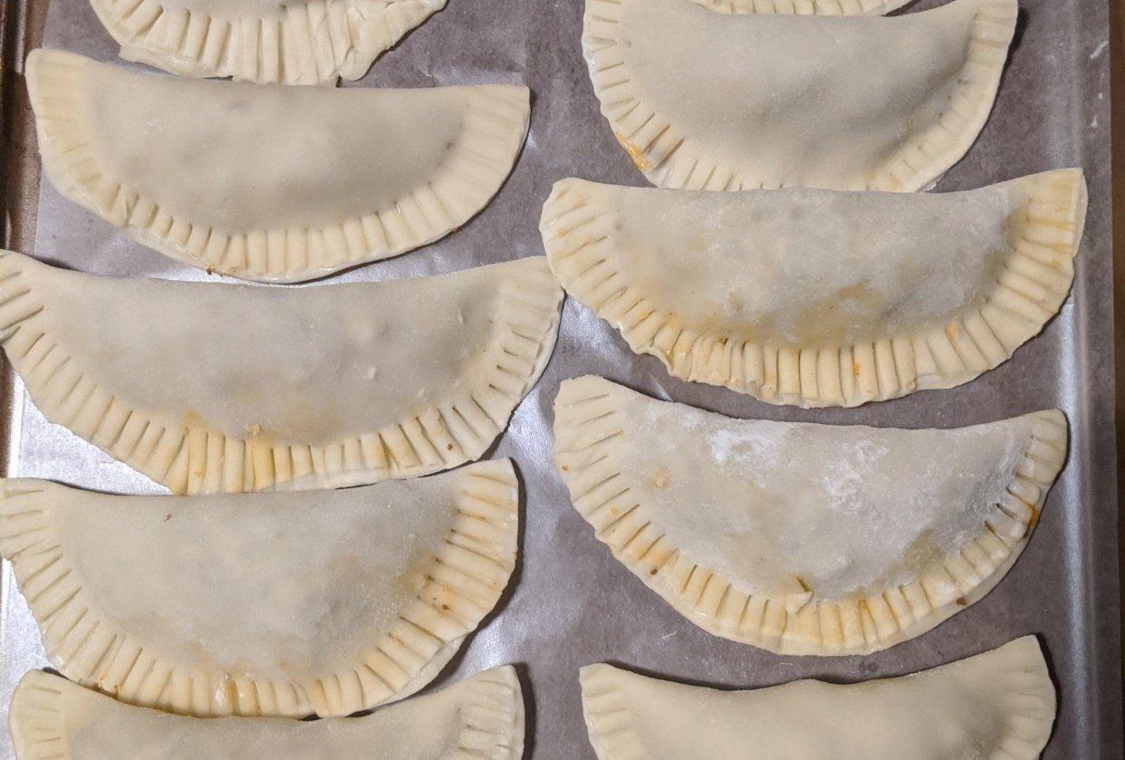 Savory Empanadas - student project