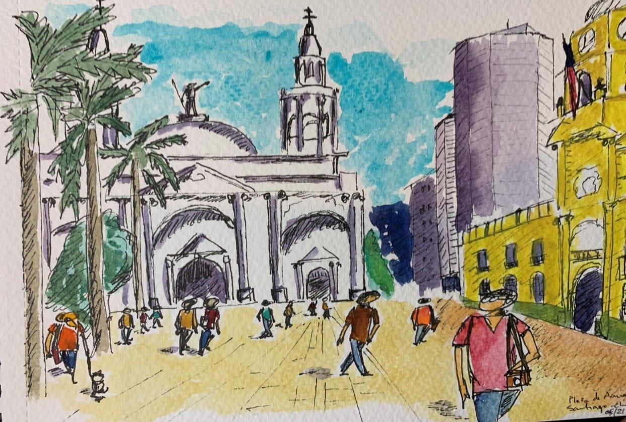 Plaza de Armas Project - student project