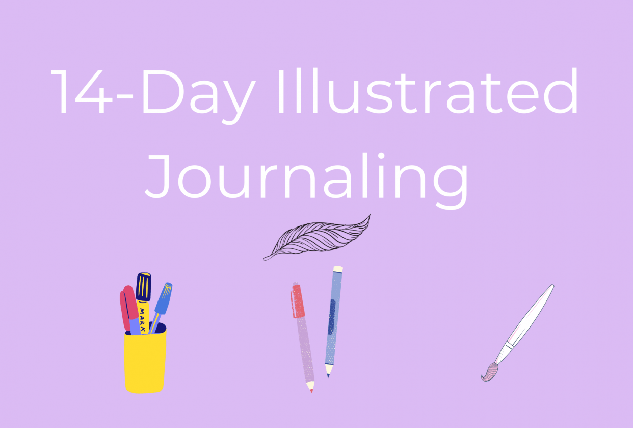 My Journal Illustrations - student project
