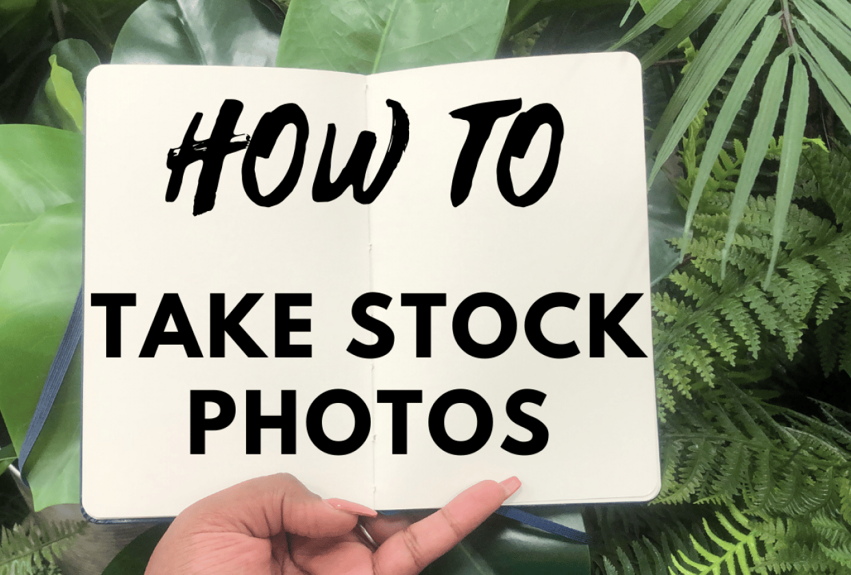 Advanced Editing: How To Create Stock Photos - student project