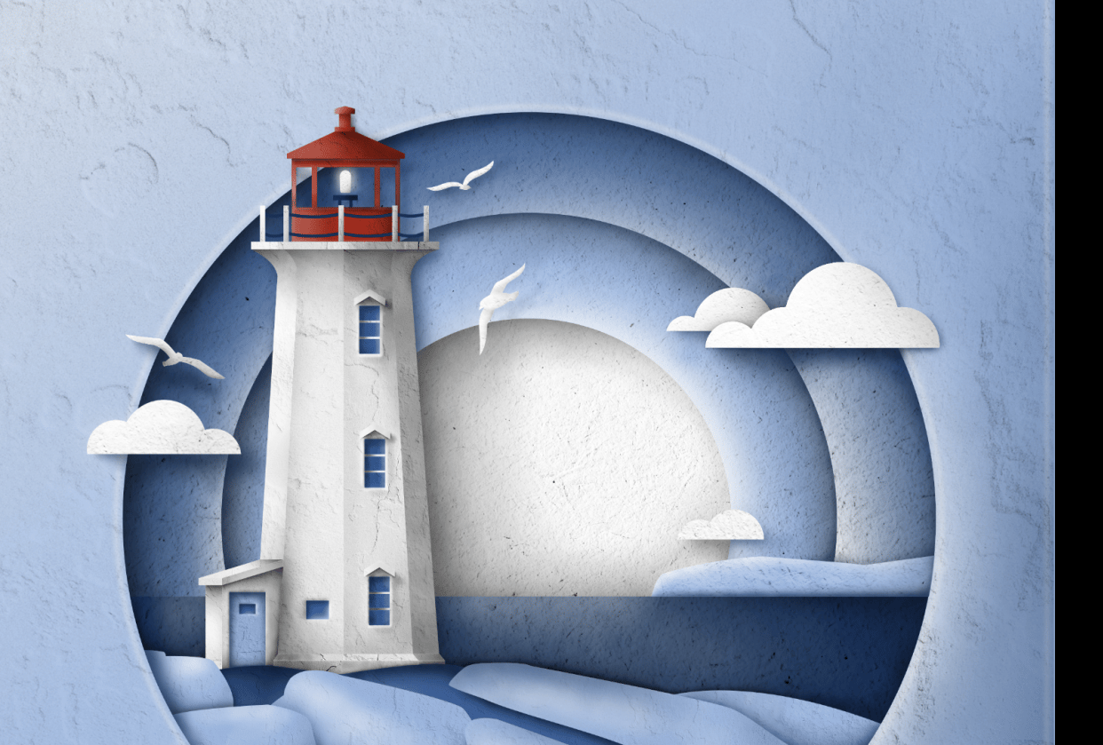 Peggy's Cove - student project
