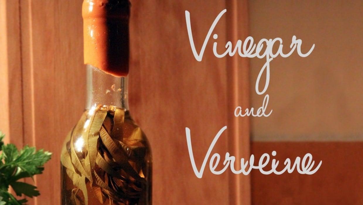 Vinegar and Verveine - student project