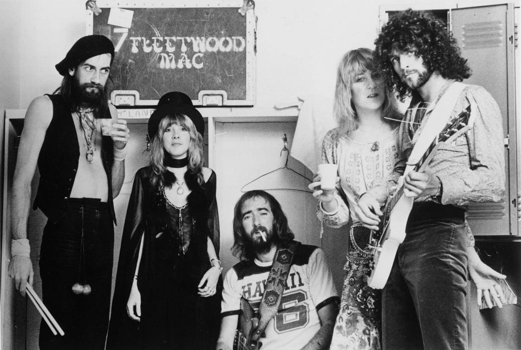 Fleetwood Mac Live 2013 Tour - student project