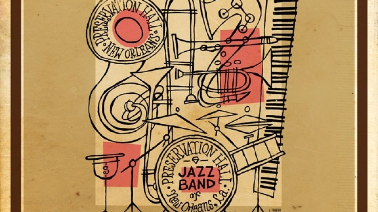 Preservation Hall Jazz Band - student project
