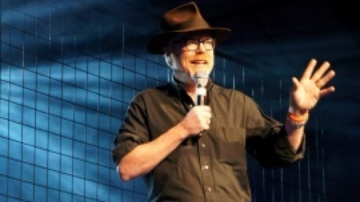 """Adam Savage - """"Why We Make"""" - student project"""