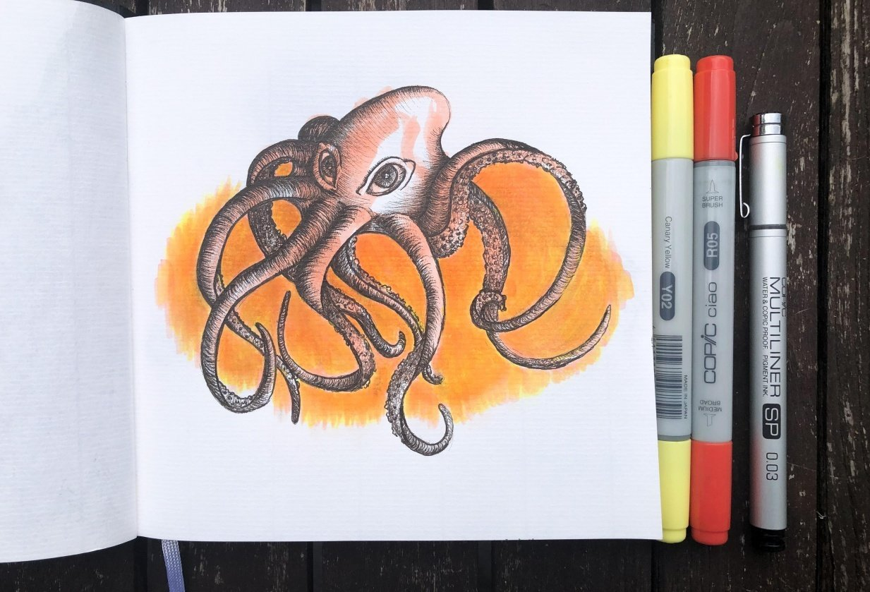 Fearless Art Jumpstart - student project