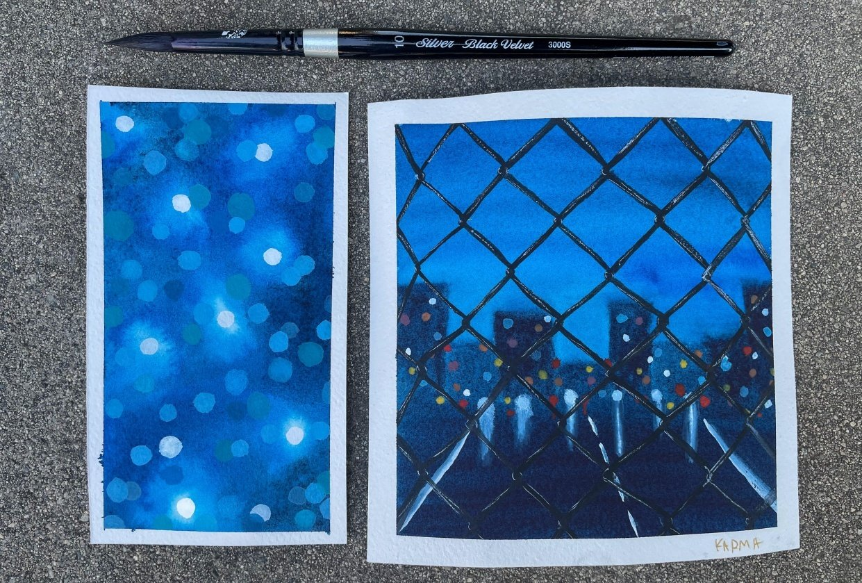 Bokeh! - student project