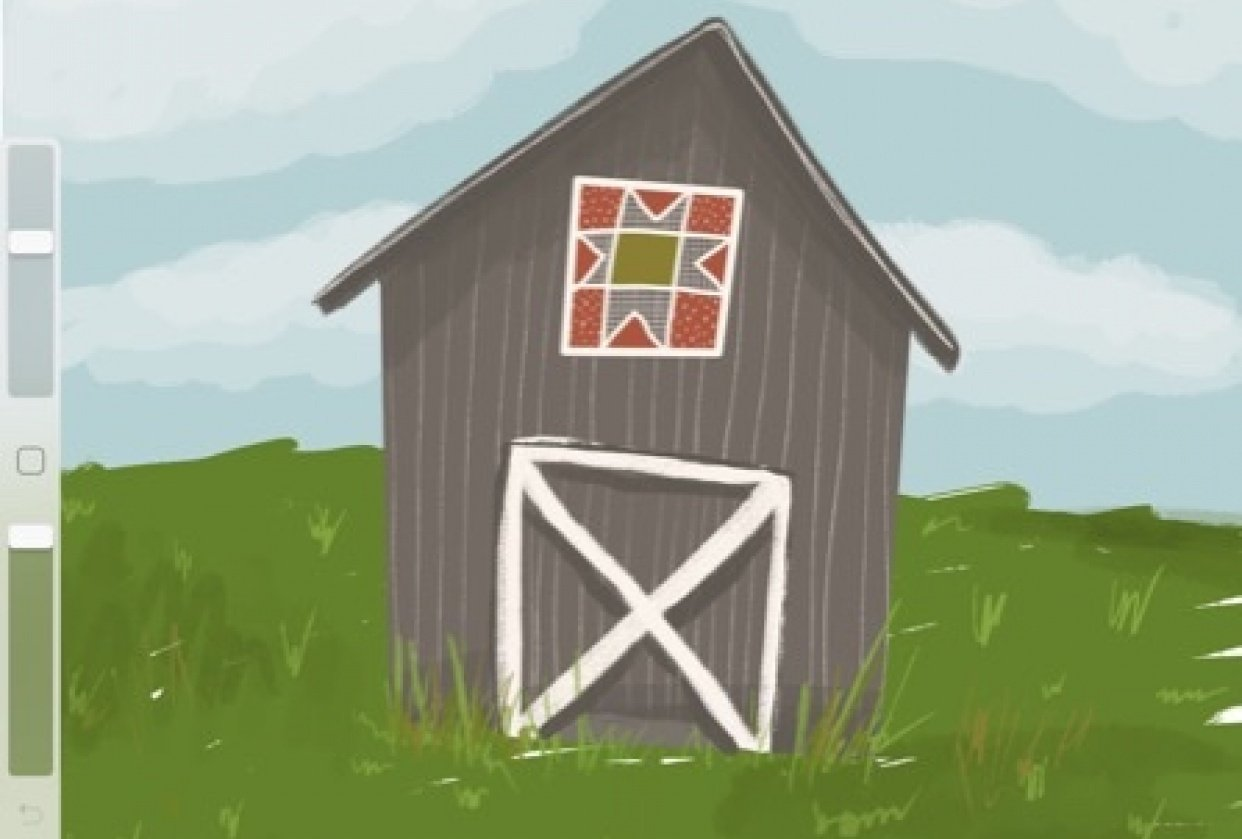Sketchy barn - student project