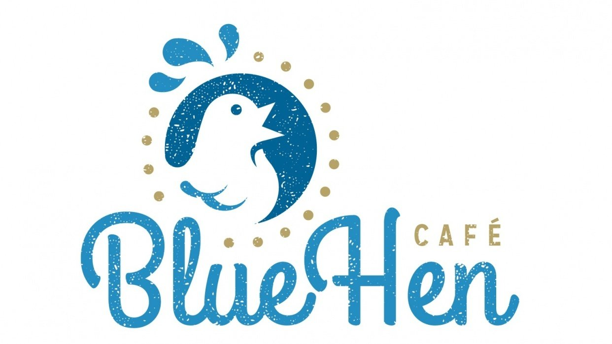 Blue Hen Cafe - student project