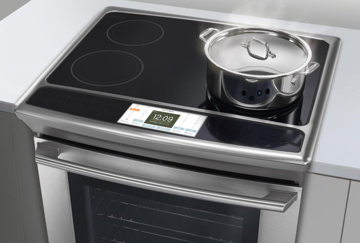 Stove UX - student project