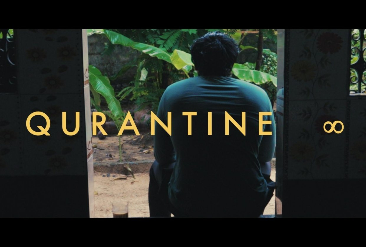 quarantine - student project