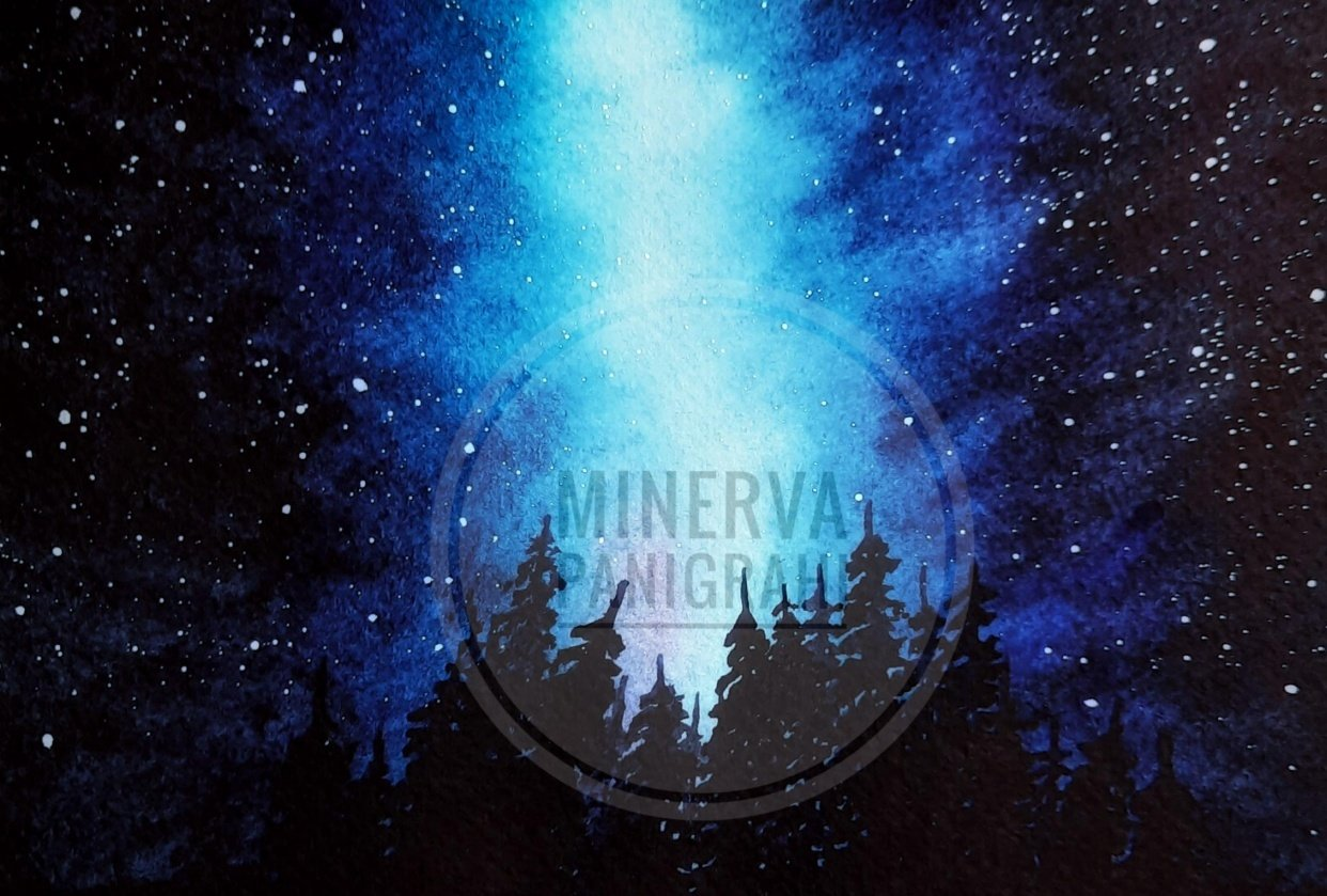 Expressive Night Skies - student project