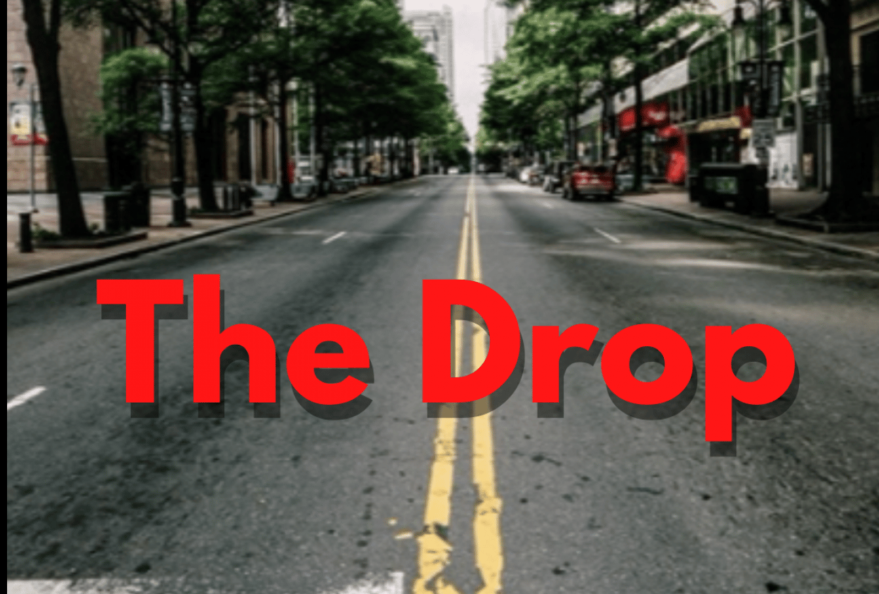 Draft 1 - Screenplay Format - The Drop - student project