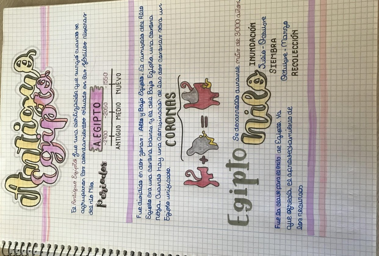 Note taking project - student project