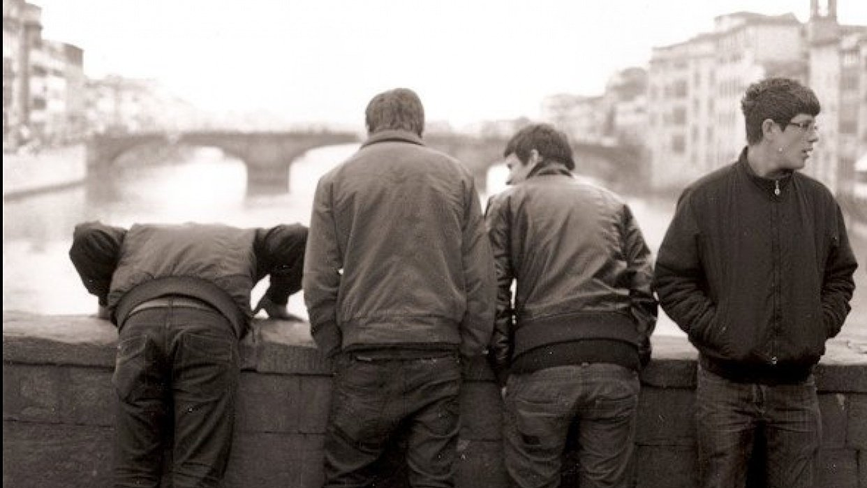 Valentine's Day on the Ponte Vecchio - student project