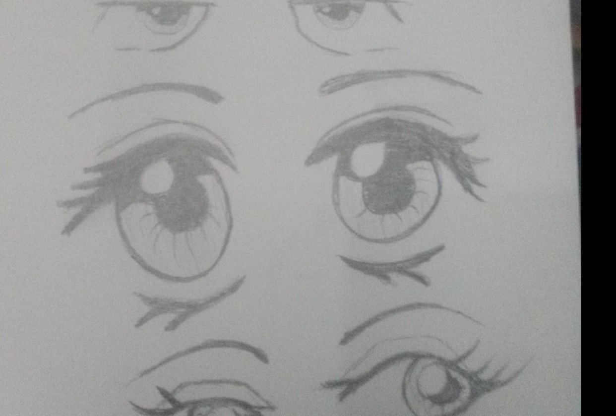 eyes eyes - student project