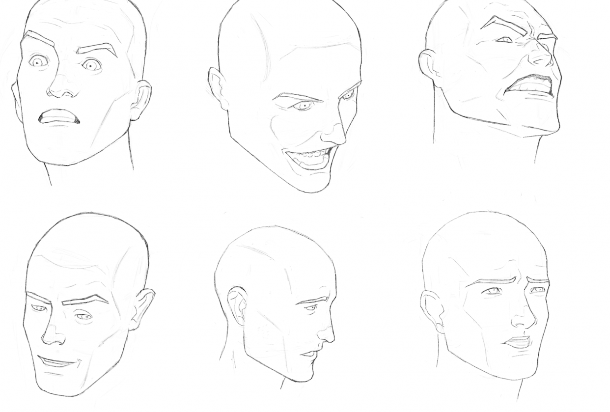 Expressions practice - student project