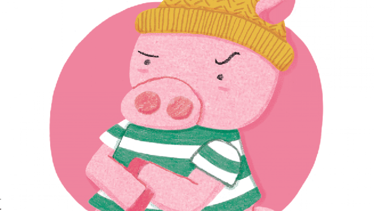 SAMPLE PROJECT: The Three Little Pigs - student project