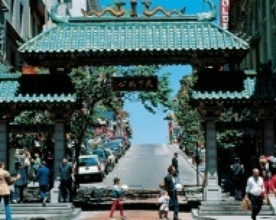San Francisco Walks - Chinatown and North Beach - student project