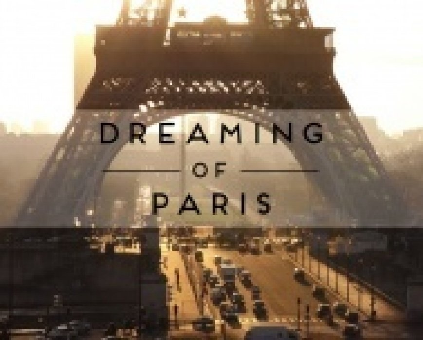 A Weekend in Paris - student project