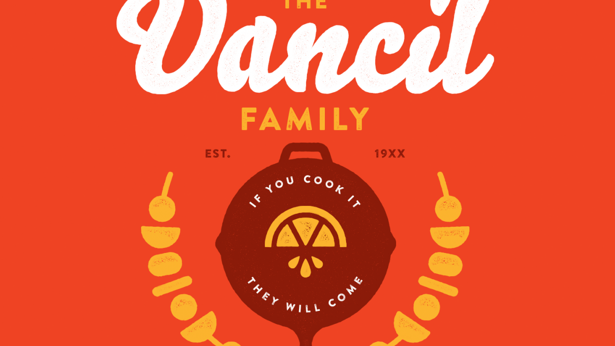 Vancil Family Crest - student project