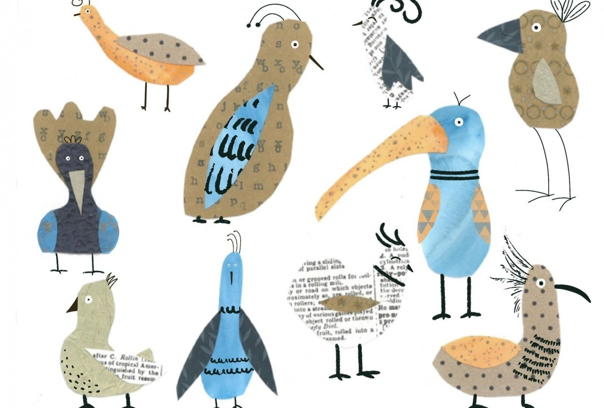 Quirky Birds - student project