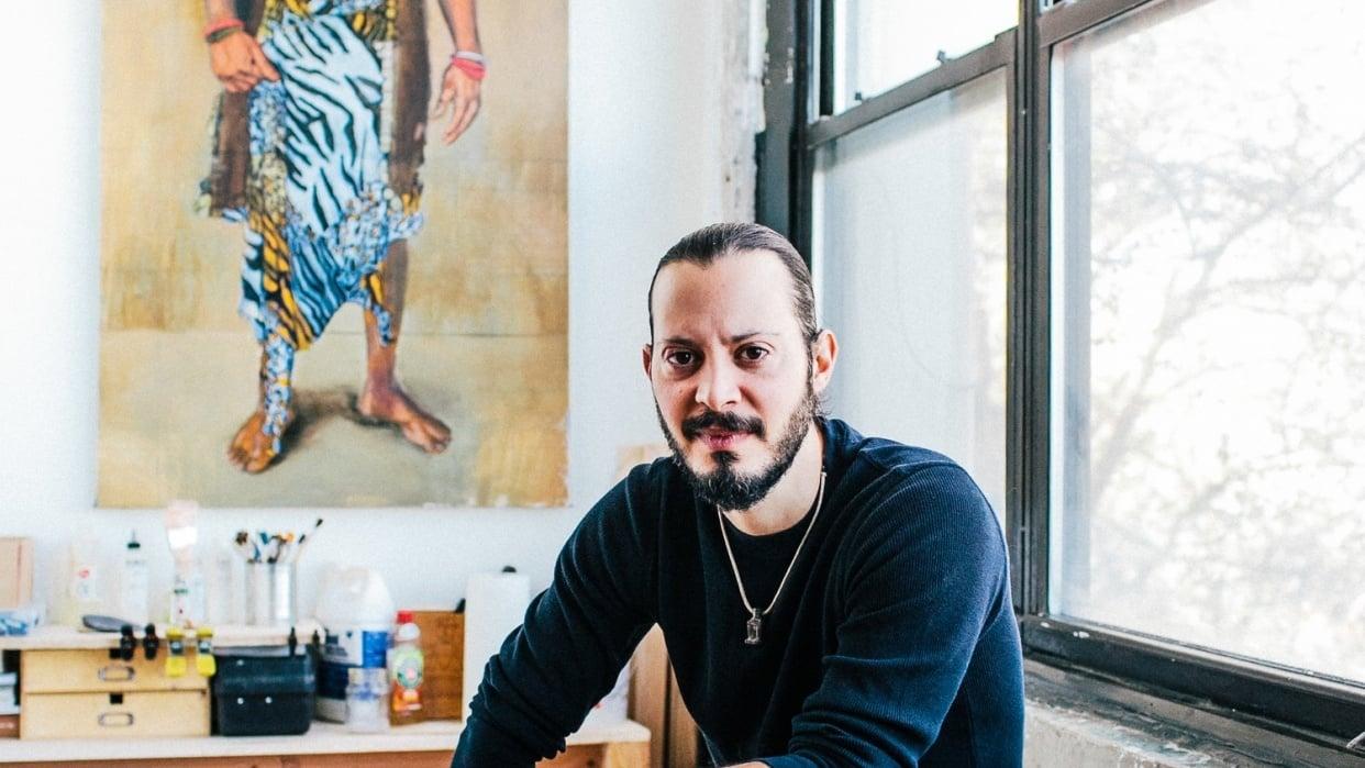 In Studio with Erik Maniscalco - student project