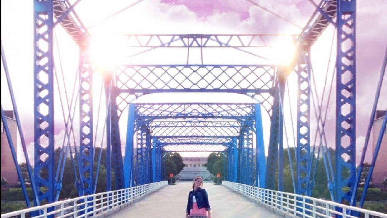 Blue Bridge - student project