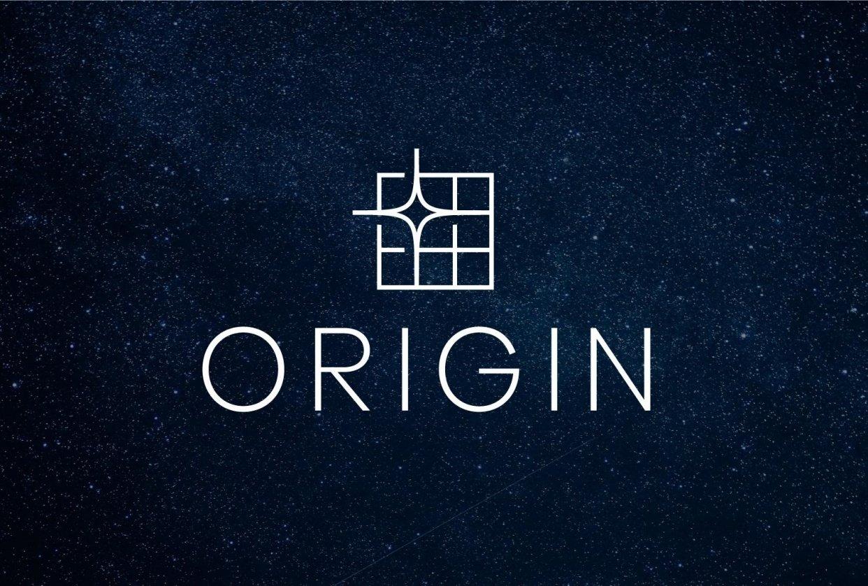 Origin Logo - student project