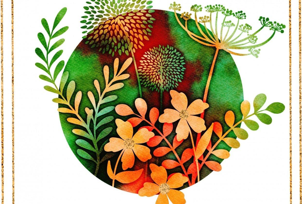 Autumn inspiration - student project