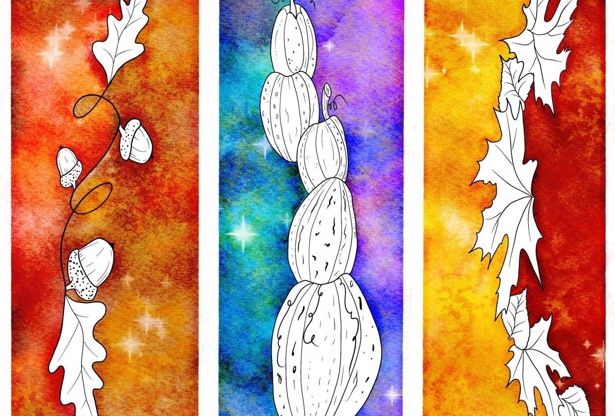 Negative Painting Part 2 - student project