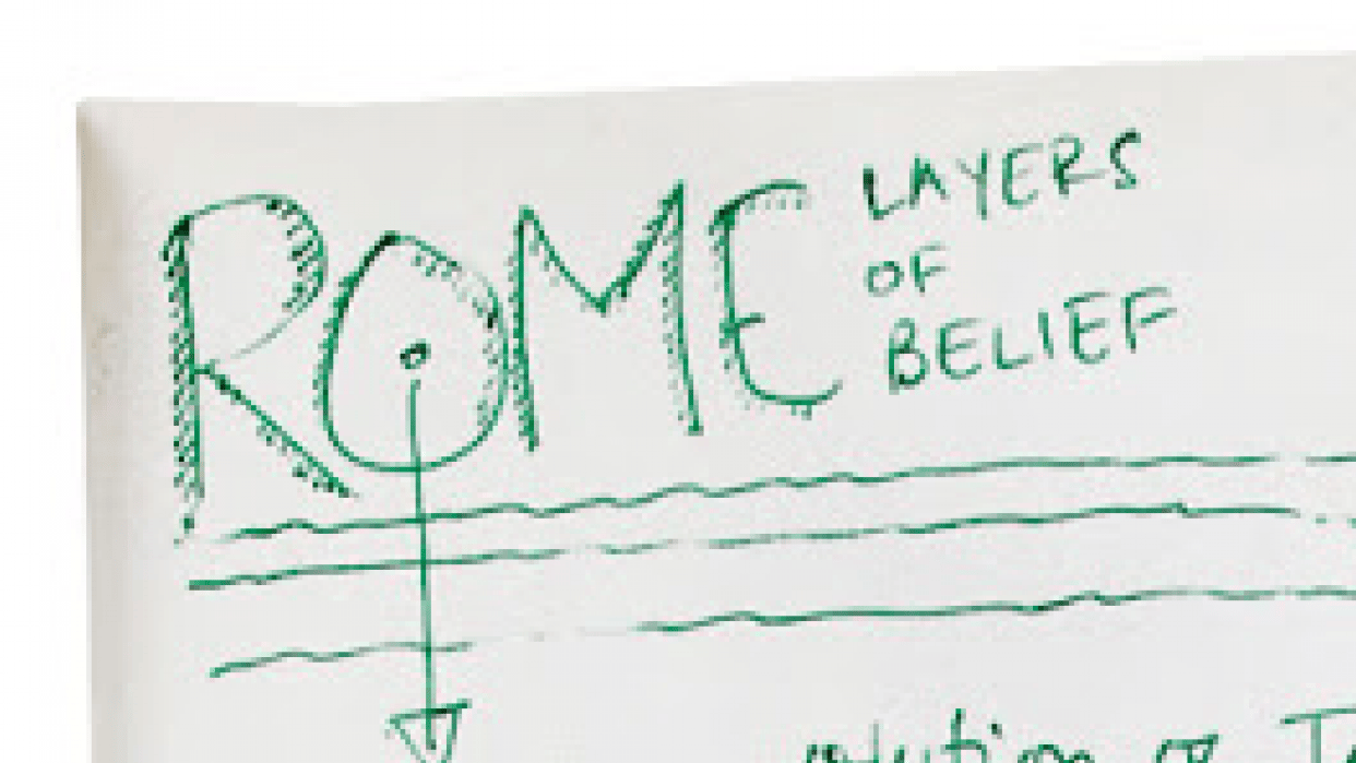 Rome: Layers of Belief - student project