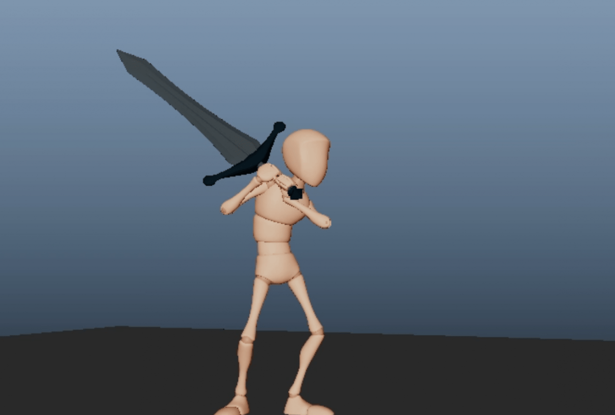Sword weight - student project