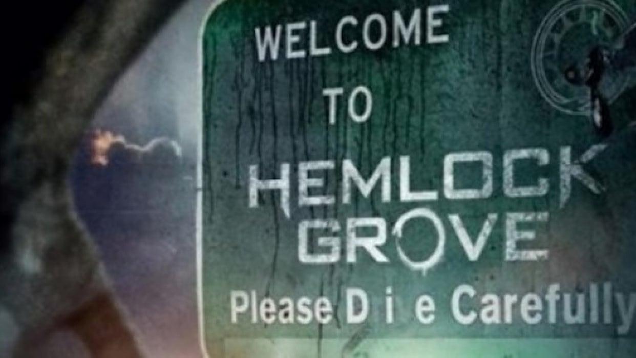 Netflix + Hemlock Grove - student project