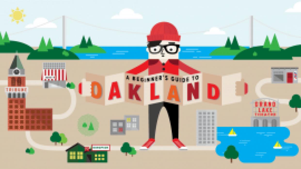 Oaklandia - student project