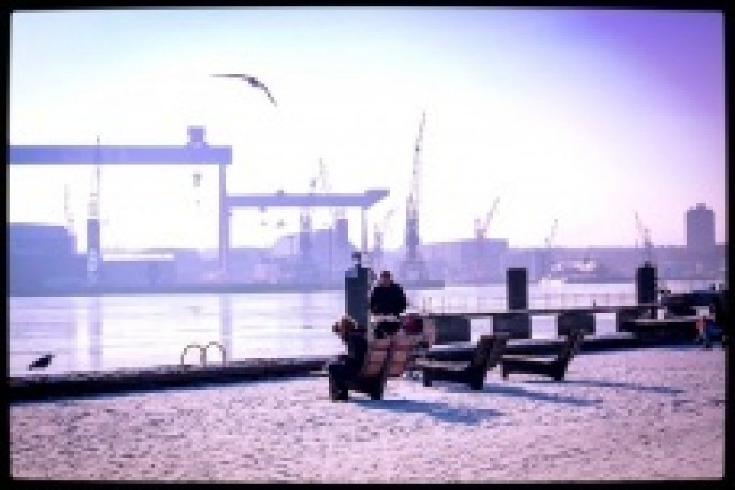 The places I love in Kiel, Germany - student project