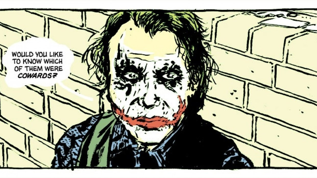 The Joker - student project