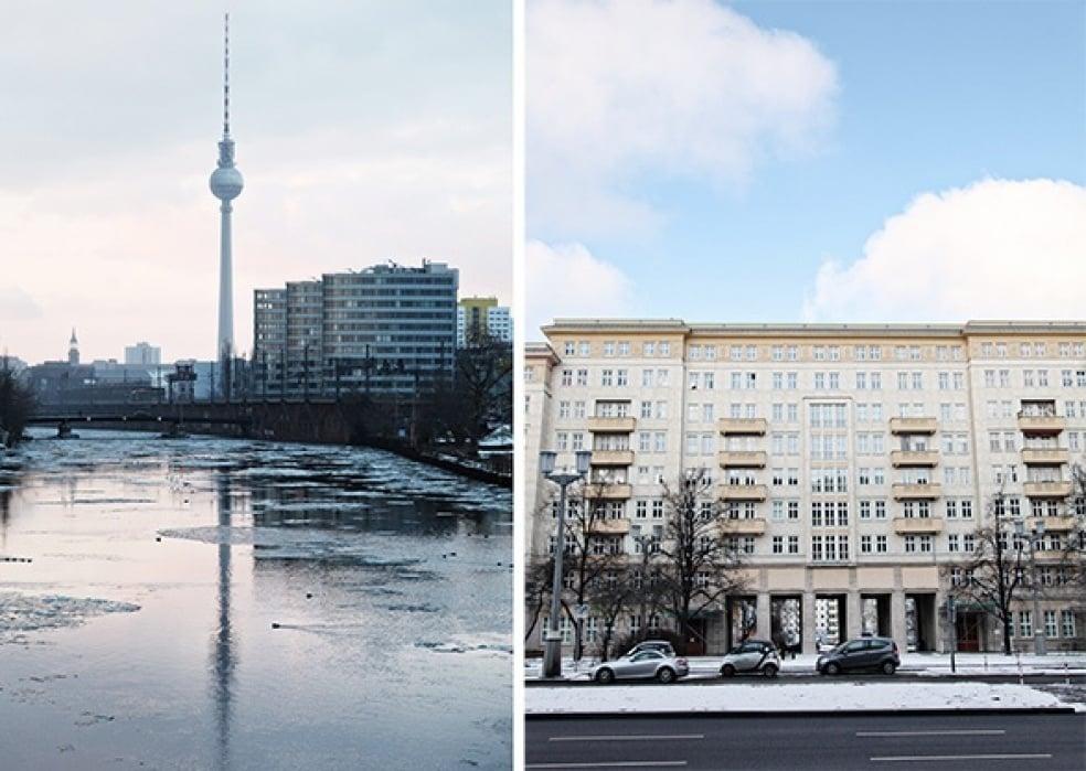 Exploring Berlin - student project