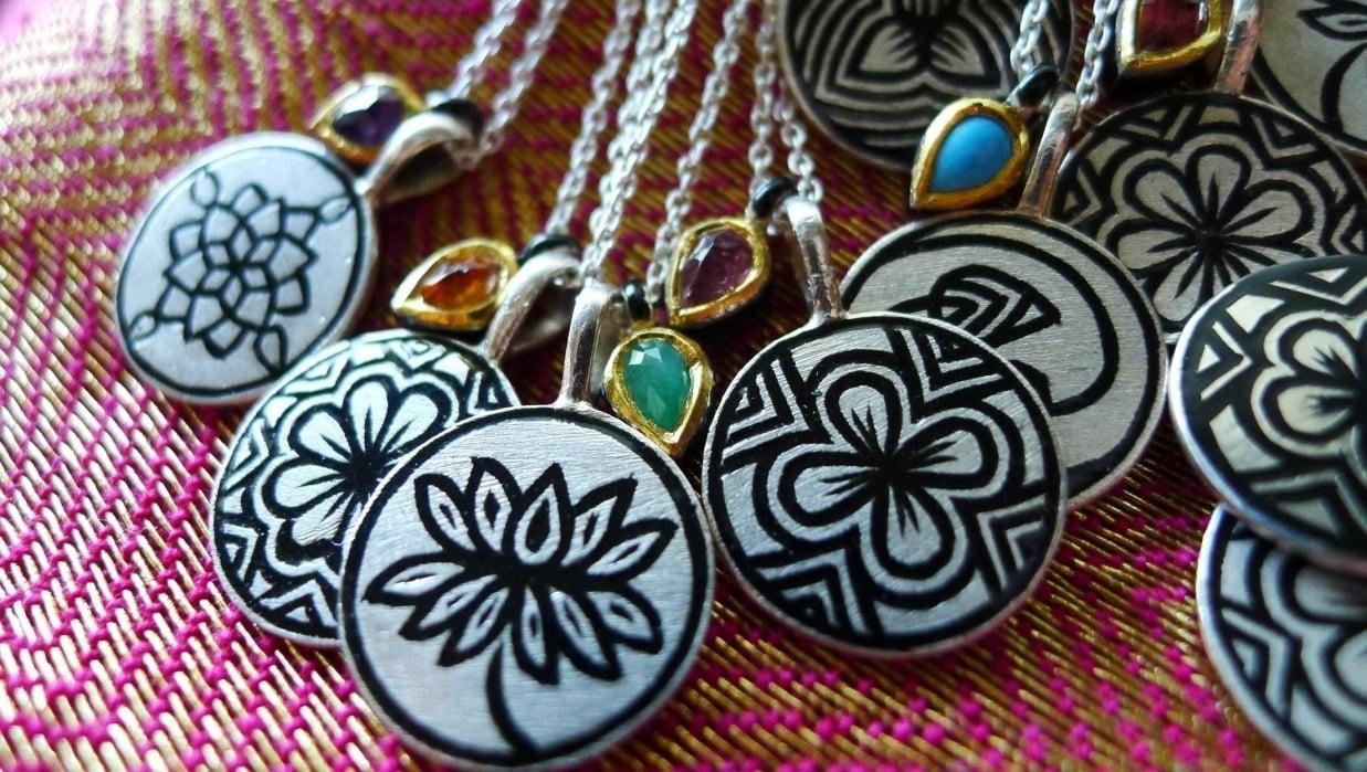 Sapna Mehra Jewelry - student project