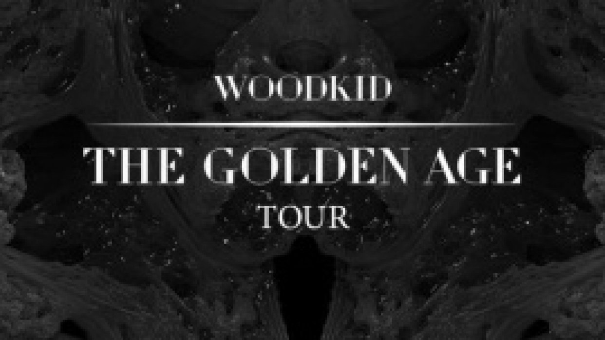 WOODKID -- The Golden Age Tour - student project