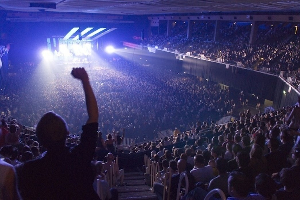 ConcertBundle: Season Tickets for All Live Music - student project