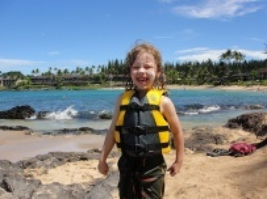 A beach a day in Maui - student project