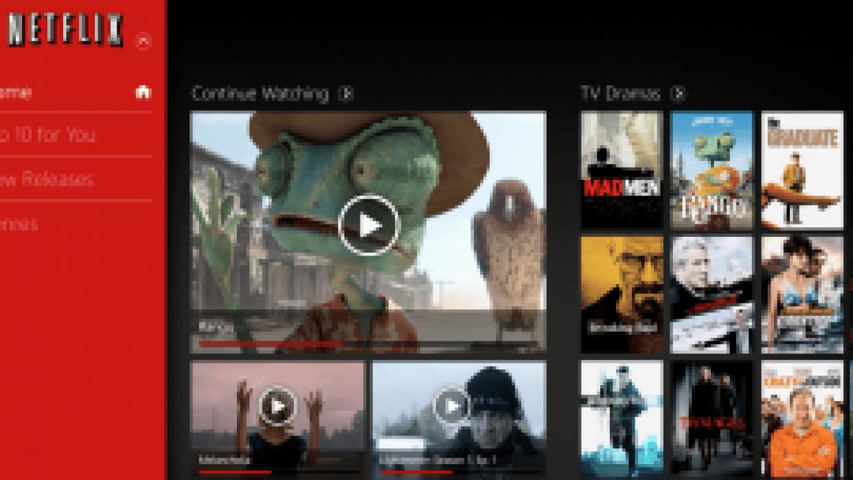 Netflix's Digital Strategy - student project