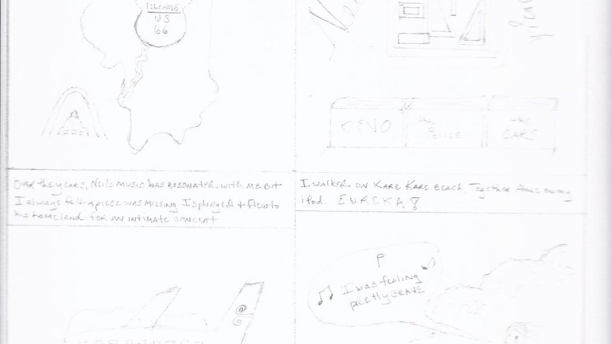 Aotearoa - student project